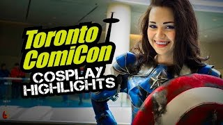 March Toronto ComiCon 2015 Cosplay Music Video