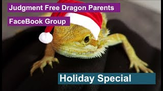 JFDP Bearded Dragon FaceBook Group - Holiday Special