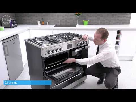 Belling Cookcentre 90G Stainless Steel 90cm Gas Range Cooker review