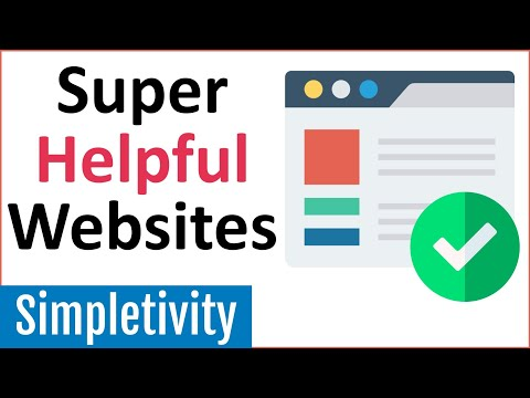 7 Useful Websites You Should Be Using Right Now!