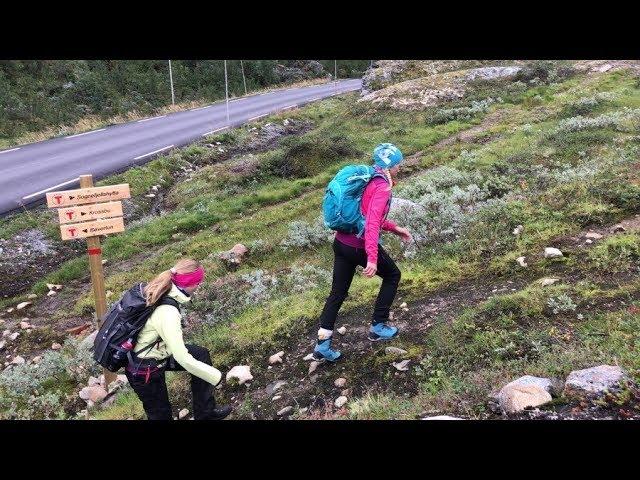 I Monsen sine fotspor Bøvertun - Sognefjellshytta
