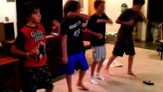 Camp Seneca Lake Penn Yan New York Cute  Kids Dance