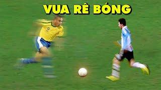 """Ronaldo """"béo"""" chứng minh kĩ năng rê bóng của mình thứ 2 thì không ai dám đứng nhất"""