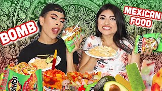 ULTIMATE MEXICAN FOOD MUKBANG | Louie's Life