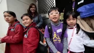 中華基督教會協和小學2015步行籌款花絮