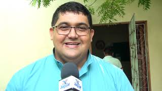 Padre Raimundo Barbosa menciona as expectativas para a sua gestão a frente da paróquia da Imaculada