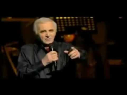 Charles Aznavour Les comediens