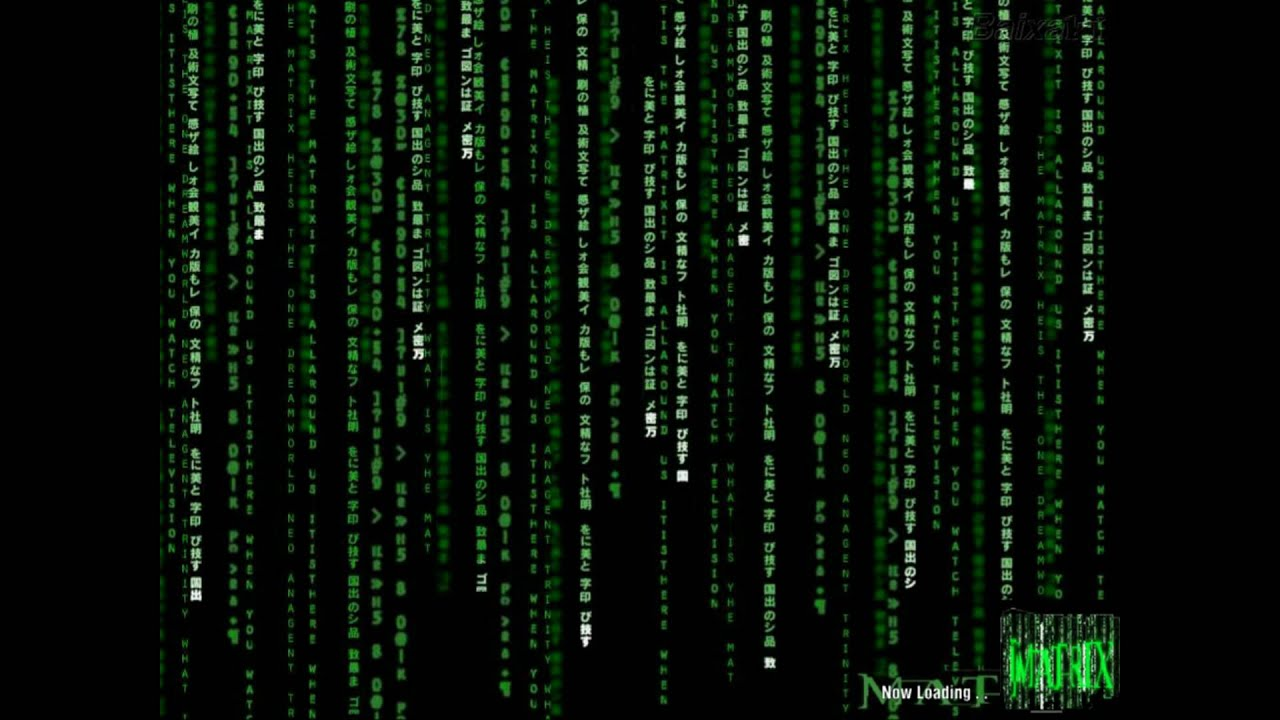 Matrix Falling Code Wallpaper Combat Arms Updated Matrix Digital Rain Intro Youtube