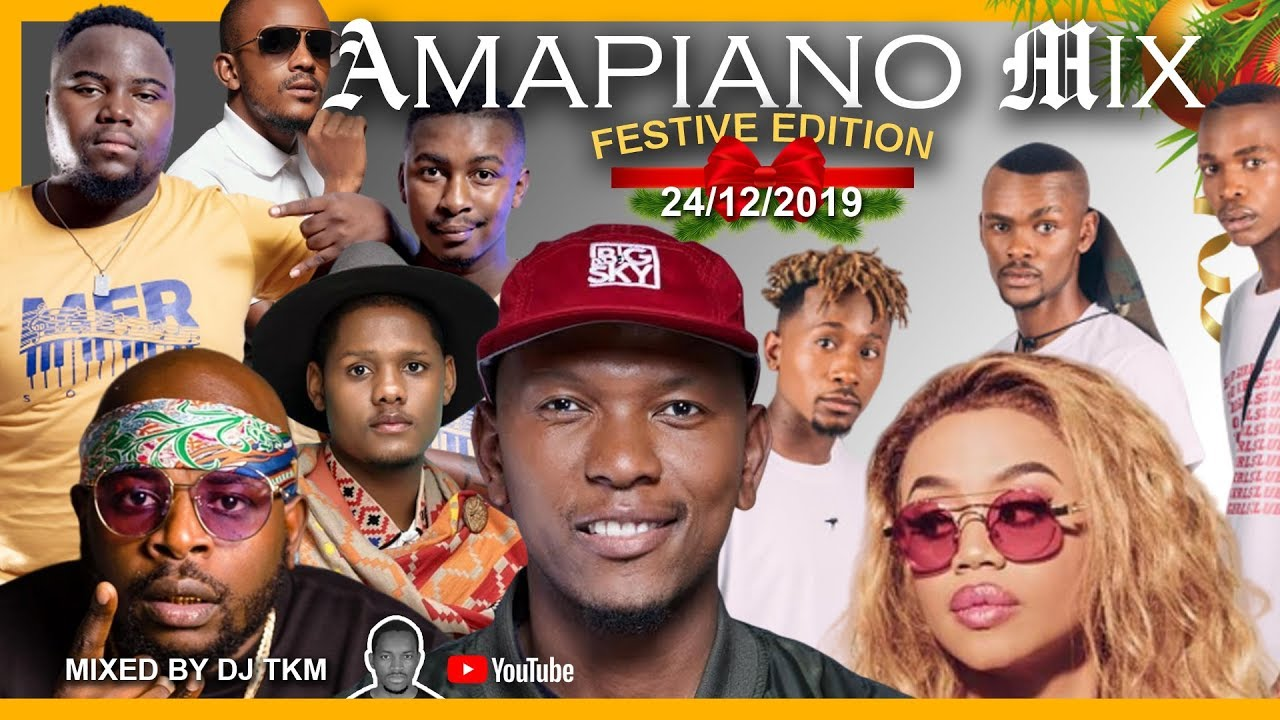 2020 Amapiano Mix | ft. Kabza De Small, MFR Souls, Vigro Deep, Sha Sha, etc. | By DJ TKM