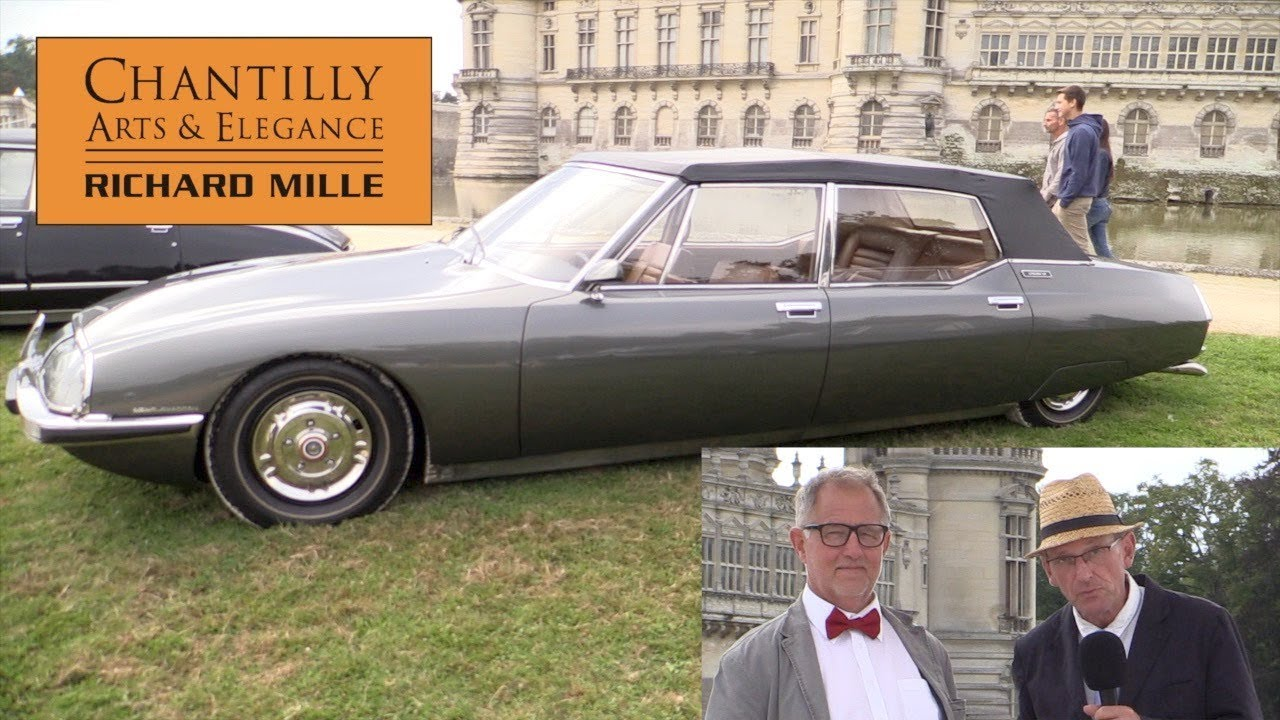chantilly arts elegance 2017 deel 2 citroen sm opera intermeccanica lorraine dietrich. Black Bedroom Furniture Sets. Home Design Ideas