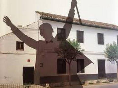 Casa Museo Federico García Lorca, Valderrubio. Granada - YouTube