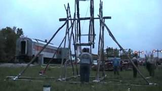 Ferris Wheel Pioneering Style 100 Years Of Scouting Camporee