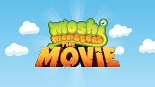 Moshi Monsters The Movie - Official Trailer 2013