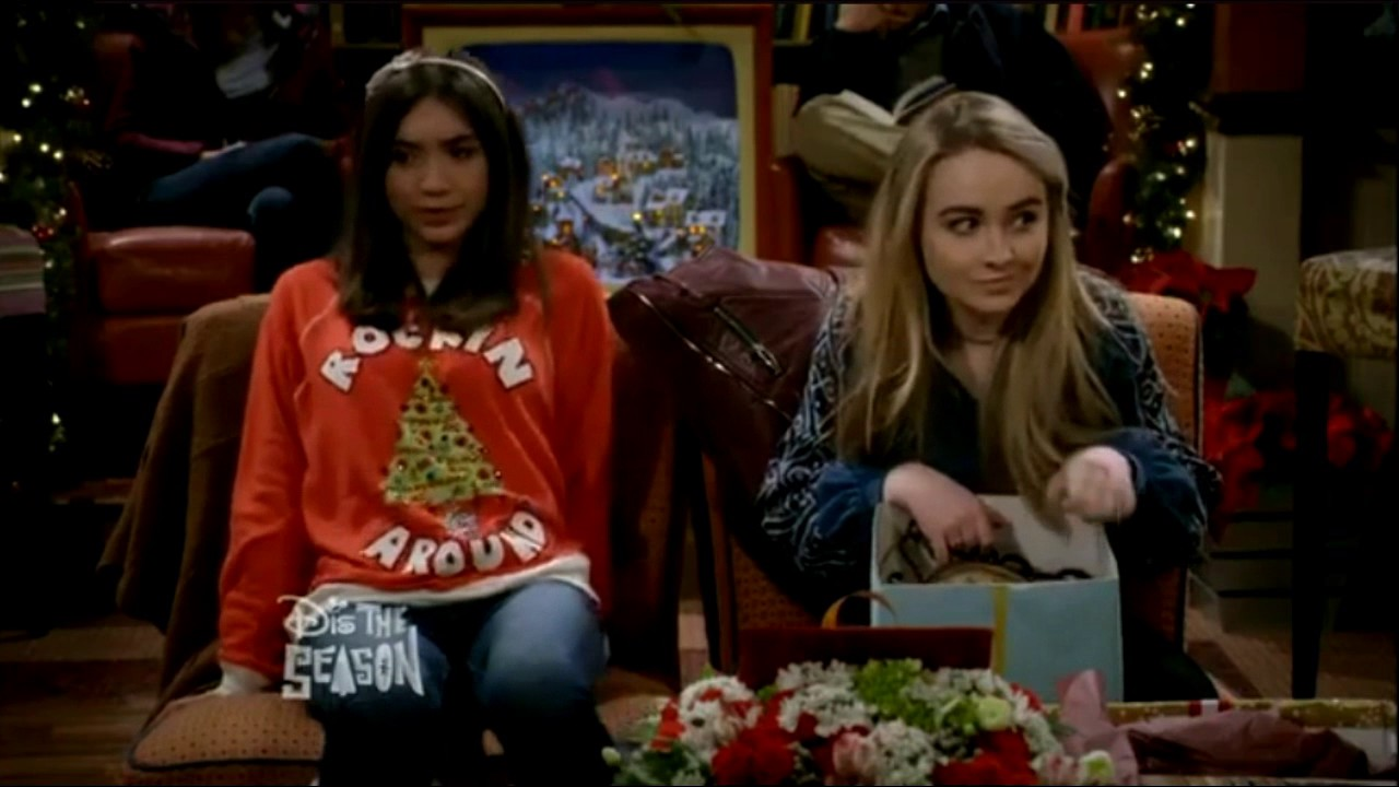 Girl Meets World ~ Girl Meets A Christmas Maya ~ Clip 7 - YouTube