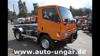 Youtube-Video Bonetti FX100 50E5 Abrollkipper 4x4 Euro 5 - 22.878KM