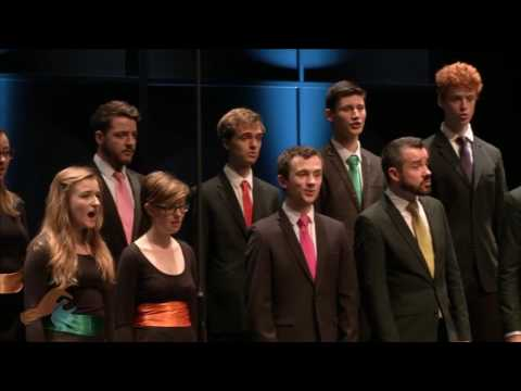 "New Dublin Voices - ""Benedictio"" by Urmas Sisask"