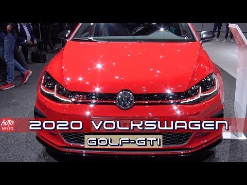 2019/2020 Volkswagen Golf GTI TCR 290hp - Exterior And Interior - 2019 Geneva Motor Show