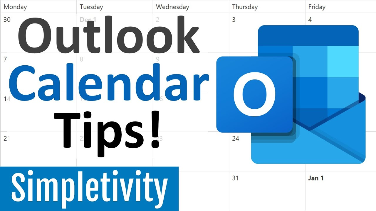 7 Outlook Calendar Tips Every User Should Know!