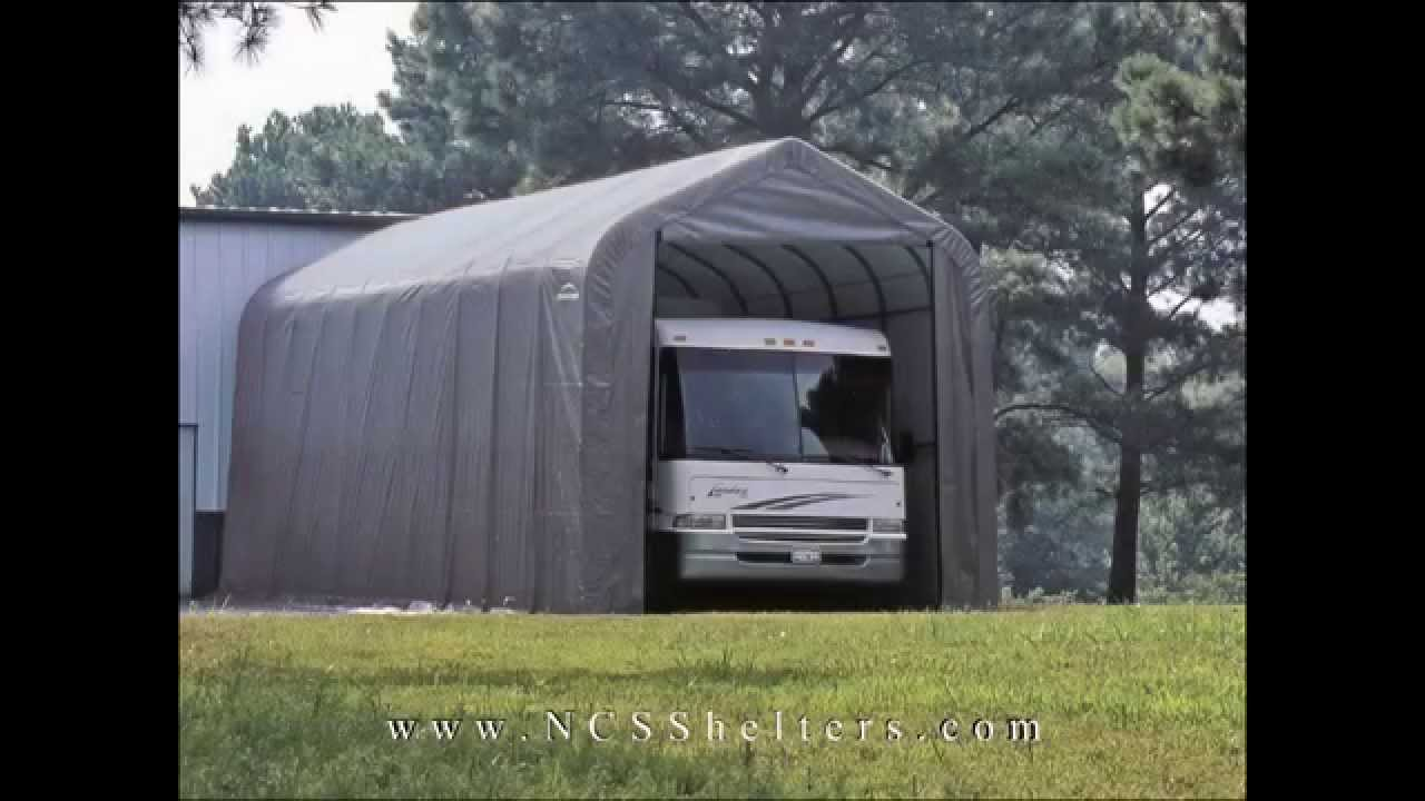 RV Storage Portable Garage Kits