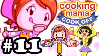 Let's Play Cooking Mama Cook Off #11 Lasagna