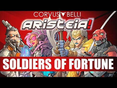 Aristeia! Week: Soldier of Fortune Expansion & Beyond
