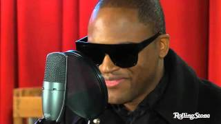 "Acoustic version ""Break Your Heart"" by Taio Cruz in the Rolling Stone studio"