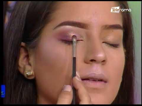 Nueva tendencia: Maquillaje holográfico