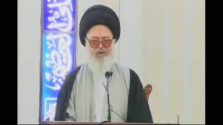 السيد عبدالله الغريفي - لا تؤخذ شهادة العدول دائما برؤية الهلال