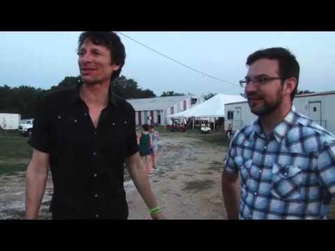 Cornerstone 2012 - Steve Taylor Interview