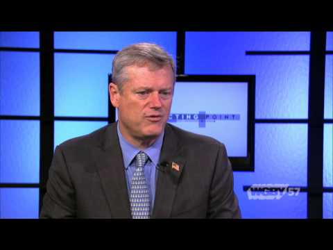 Gov. Charlie Baker | Connecting Point | Web Premiere