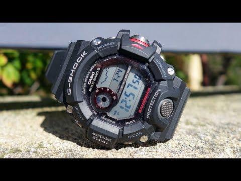 Casio G-Shock GW-9400 Rangeman Review & Quick Feature Comparison With Mudmaster - Perth WAtch #59