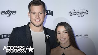 Aly Raisman & Colton Underwood On How They Spent Valentine
