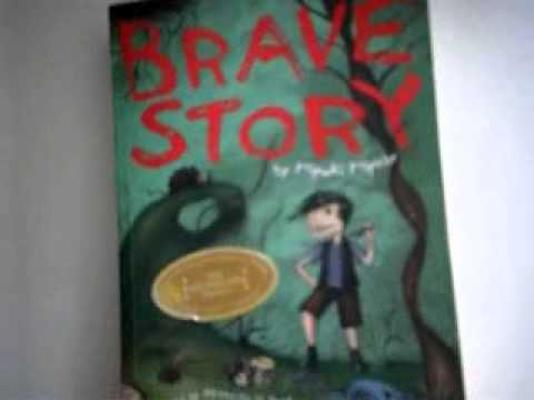 Brave Story Book