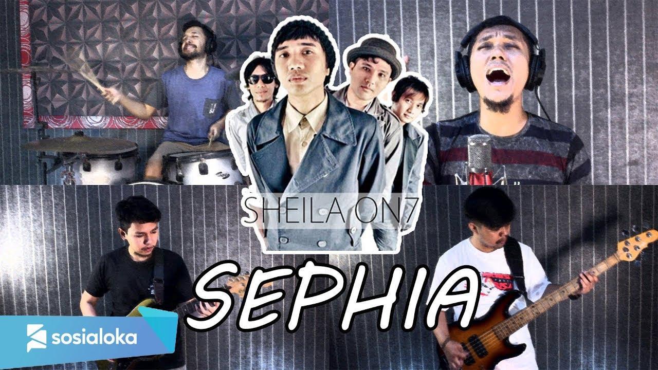 Sheila On 7 - Sephia   ROCK COVER by Sanca Records