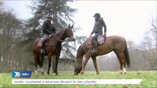Insolite : découverte du patrimoine à Cheval