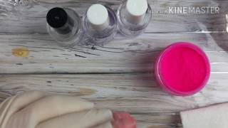 Cómo hacer uñas tecnica dipping Y ahorrar nuestro bolsillo 💅💵💵💵💷💶💸💱