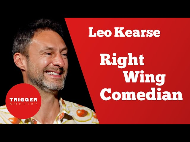 Leo Kearse - Right Wing Comedian