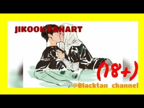 Jikook/kookmin fanart/18+/