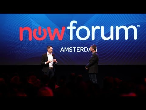 NowForum Amsterdam 2017 - Highlights