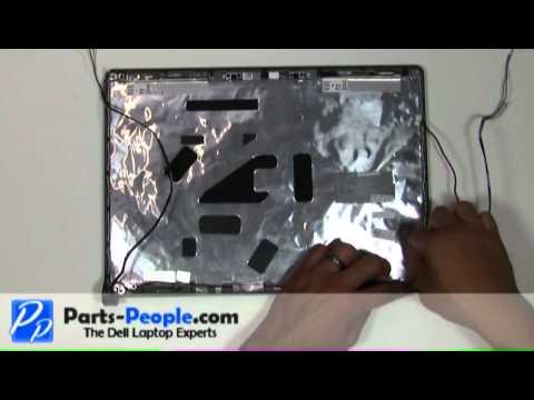 Dell Studio 1535  1537 Side Wifi /& Power Button Set