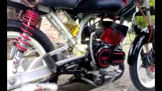 Repeat youtube video Knalpot Racing Rx King Telo New Speed