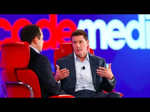 Disney's Kevin Mayer on the Fox acquisition and what it means for Hulu | Code Media