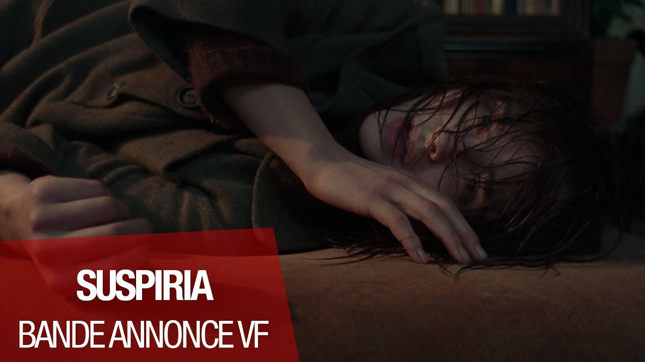 SUSPIRIA (Dakota Johnson, Tilda Swinton, Chloë Moretz) - Bande-annonce VF (2018)