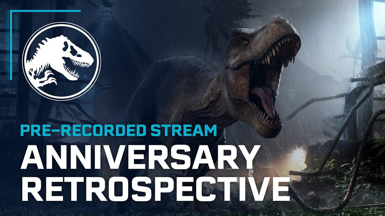 Jurassic World Evolution   Anniversary Retrospective