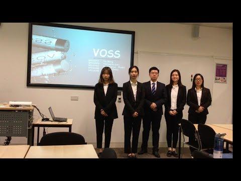 BPP Business Strategy Group Presentation——Kingsman Group