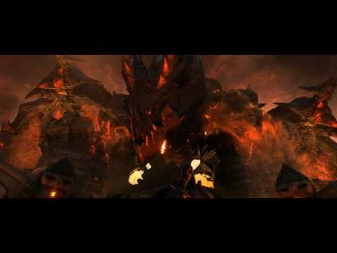 World Of Warcraft : Cataclysm   Blizzcon 2010 Trailer (2010)