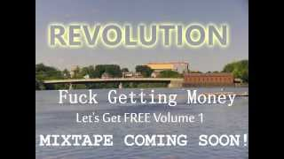 REVOLUTION - BURN (REMIX)