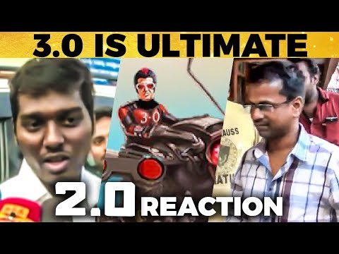 2.0 REVIEW: AR Murugadoss & Atlee Shares Excitement | Shankar | Rajinikanth