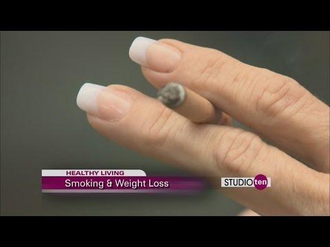 Studio 10: Smoking and weight loss