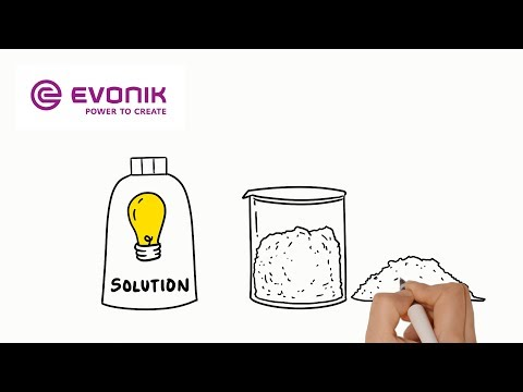 How Evonik's Anti-Caking Fumed and Precipitated Silica Products Boost Efficiency | Evonik